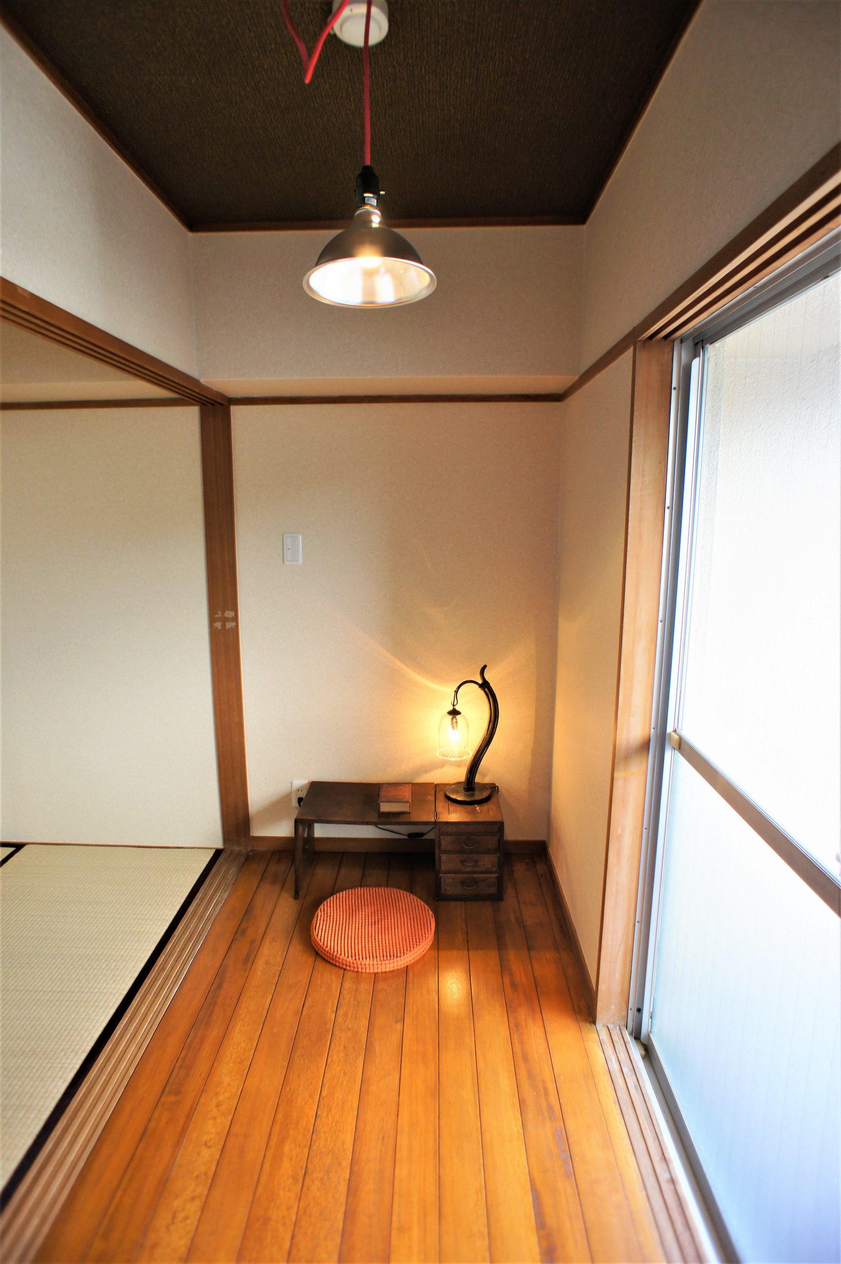 リノベーション施工販売例   ~昭和40年代建築の中古マンション~