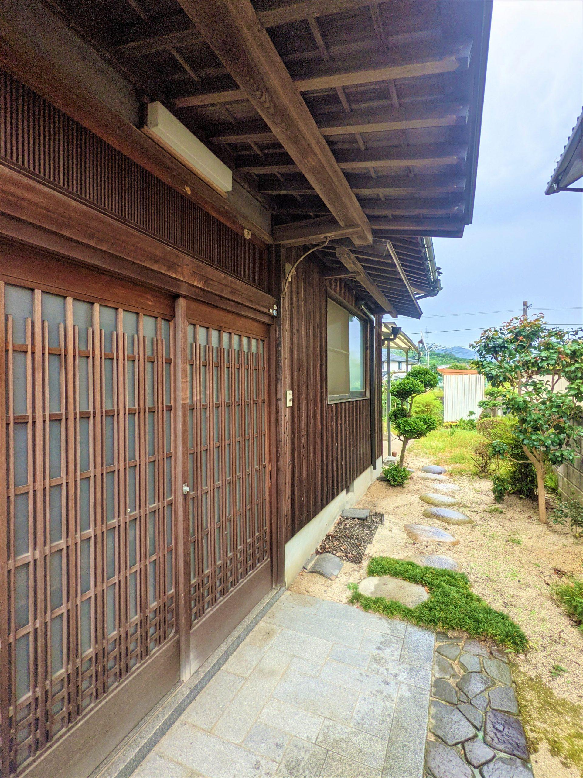 良い感じの昭和後期の和風物件   ~この家は残したい!ちょっとのリフォームで住みませんか?~