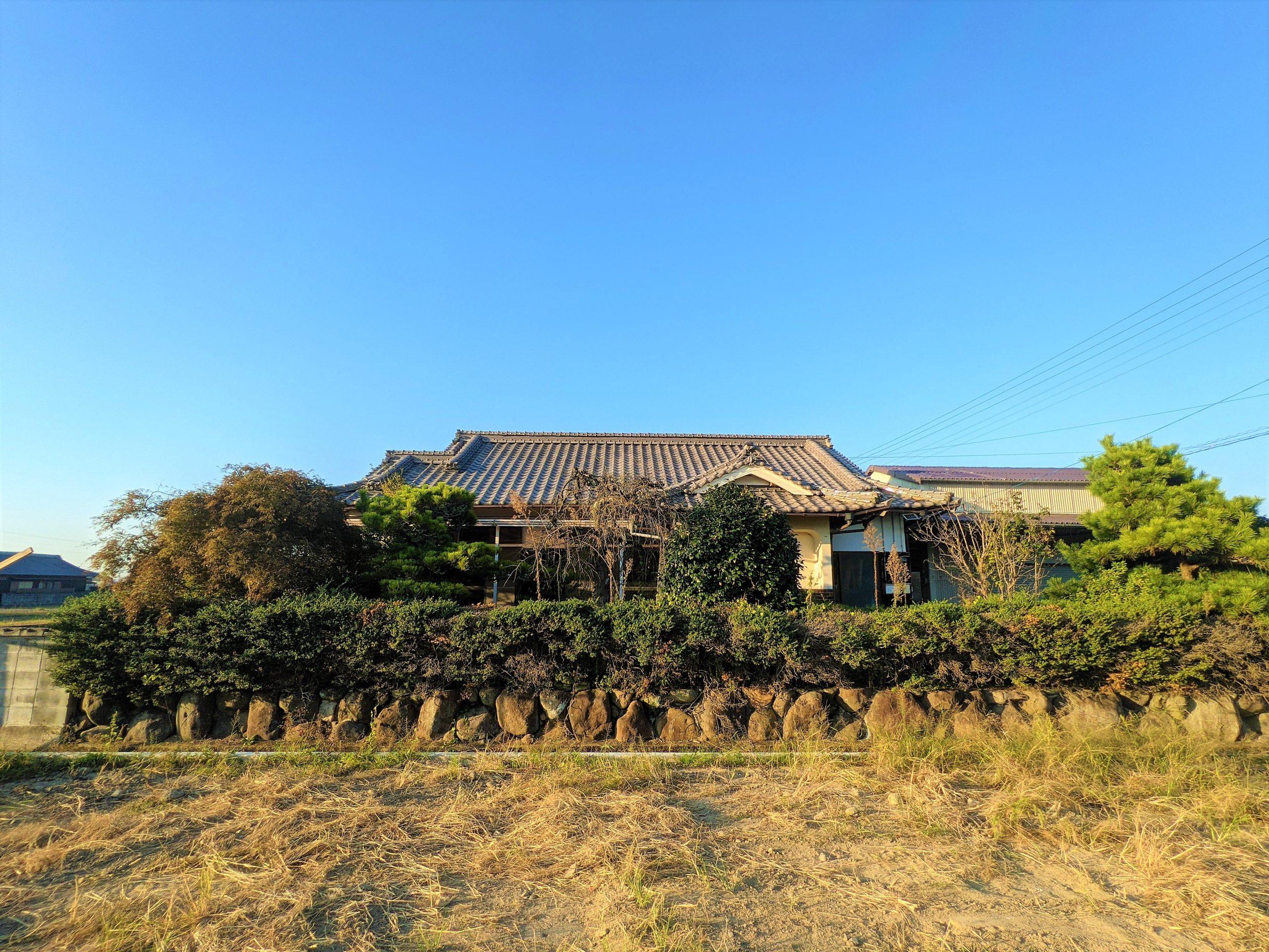 リノベーション施工の販売物件   ~大きな倉庫付きの古き良き昭和の平屋を大胆リノベ~